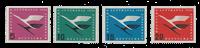 Republique Fédéraled'Allemagne 1955 - Michel 205-208 - Neuf