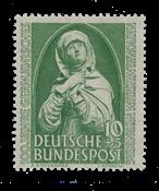 Republique Fédéraled'Allemagne 1952 - Michel 151 -  Neuf