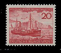Republique Fédéraled'Allemagne 1952 - Michel 152 -  Neuf