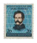 Republique Fédéraled'Allemagne 1952 - Michel 155 -  Neuf