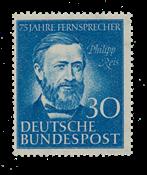 Republique Fédéraled'Allemagne 1952 - Michel 161 -  Neuf