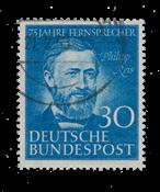 Republique Fédéraled'Allemagne 1952 - Michel 161 -  Oblitéré
