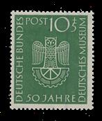 Republique Fédéraled'Allemagne 1953 - Michel 163 -  Neuf