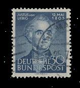 Republique Fédéraled'Allemagne 1953 - Michel 166 -  Oblitéré