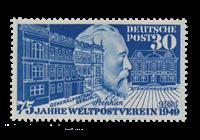 Republique Fédéraled'Allemagne 1949 - Michel 116 -  Neuf