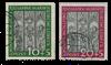German Federal Republic 1951 - Michel 139-140 - Cancelled