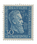 German Federal Republic 1951 - Michel 147 - Mint