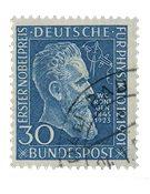 Tyskland 1951 - Michel 147 / AFA 1110 - Stemplet