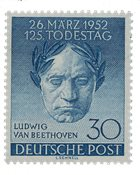 Berlin 1952 - Michel 87 - Mint