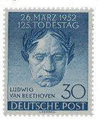 Berlin 1952 - Michel 87 - Mint