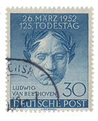 Berlin 1952 - Michel 87 - Cancelled