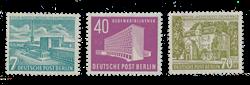 Berliin 1954 - Michel 121-123 - Postfris