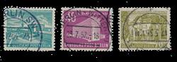 Berlijn 1954 - Michel 121-123 - Gebruikt