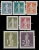 Berlin 1949 - Michel 35-41 - Mint