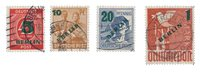 Berlin 1949 - MICHEL 64-67 - Cancelled
