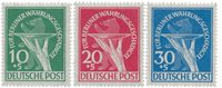 Berlin 1949 - Michel 68-70 - Postfrisk