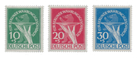Berlin 1949 - Michel 68-70 - Neuf