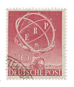 Berlin 1950 - Michel 71 - Cancelled