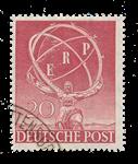Berlin 1950 - Michel 71 - Stemplet