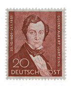 Berlin 1951 - Michel 74 - Mint
