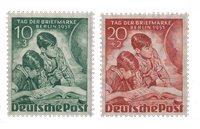 Berlin 1951 - Michel 80-81 - Mint