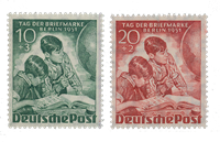 Berlin 1951 - Michel 80-81 - Mint