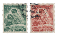 Berlin 1951 - Michel 80-81 - Cancelled