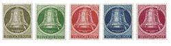 Berlin 1951 - MICHEL 82-86 - Mint