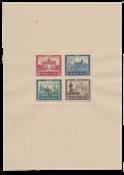 Empire Allemand 1930 - Michel Block1 - Neuf avec charnières