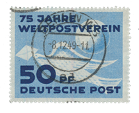 DDR 1949 - Michel 242 - Stemplet
