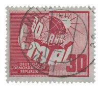 République Démocratique Allemande 1950 - Michel 250 - Oblitéré