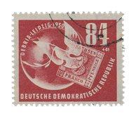 République Démocratique Allemande 1950 - Michel 260 - Oblitéré