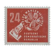 République Démocratique Allemande 1950 - Michel 275 - Neuf