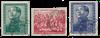 DDR 1951 - Michel 286-288 / AFA 120-122 - Stemplet