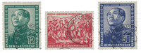 German Democratic Republic 1951 - Michel 286-288 -  Cancelled
