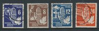 German Democratic Republic 1950 - MICHEL 276-279 -  Cancelled