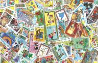 Walt Disney 200 timbres