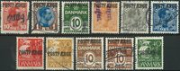 Danemark - Postfaerge - 1919-30