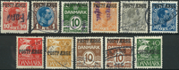 Danemark - Postfaerge - 1919-30