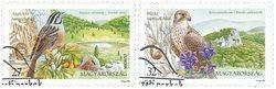 Ungarn - Fugle Europa 1999 - Stemplet sæt 2v