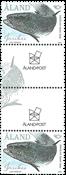 Åland - Norden 2018 / Fisk - Gutterpair postfrisk