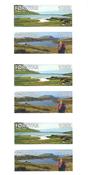 Faroer Eilanden - Meren, Sandsvatn & Tofta - Postfris boekje