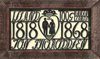 Island - Jón Thoroddsen - Postfrisk frimærke