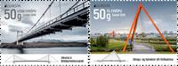 Iceland - Europa 2018 - Bridges - Mint set 2v