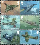 Great Britain - Royal Air Force - Mint set 6v