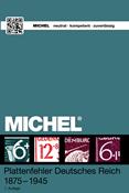 Michel - Errores en planchas de impresión  Imperio  alemán 2015