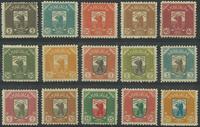 Carélie 1922 - Série neuve