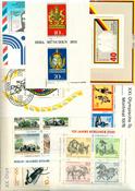 West Germany/Berlin - Duplicate lot souvenir sheets