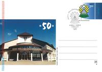 Estland 2001 - Helsager - LAPE nr. 9