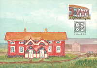 Åland 1998 - LAPE nr. A24 - Vindfang